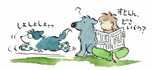 犬生最大のう・ん・〇