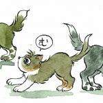 犬のポーズ